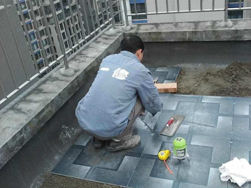 客厅地砖装修