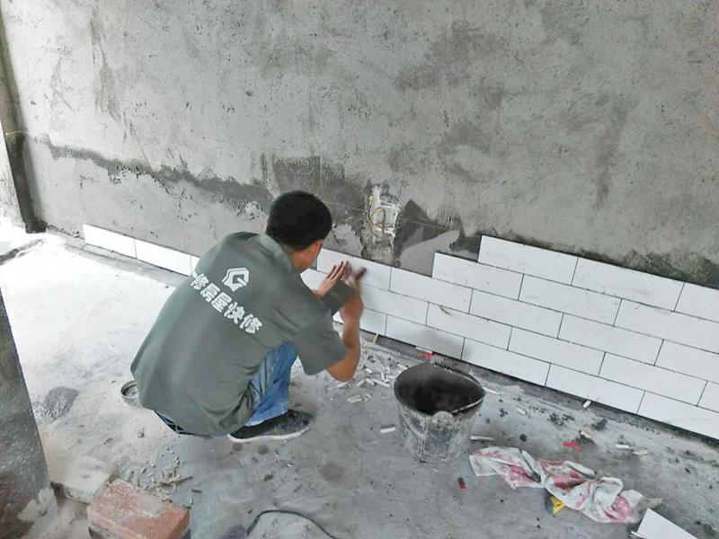 装修瓷砖铺贴
