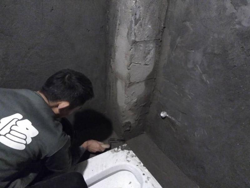 阳台卫生间防水