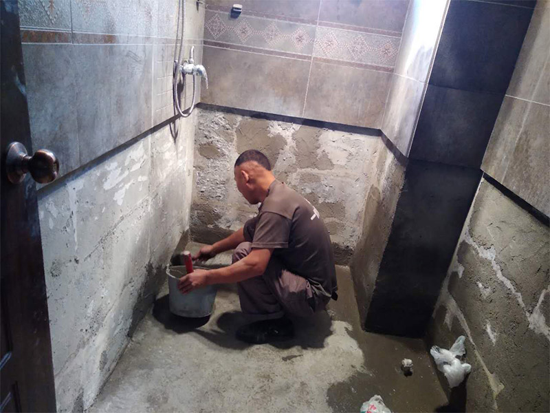 厕所刷堵漏剂刷防水