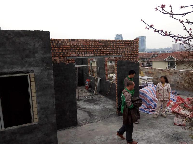 楼顶花园改造