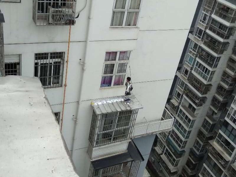 雨蓬防水维修