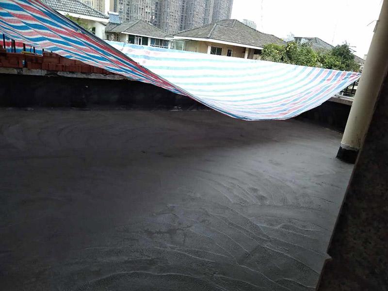露台做防水