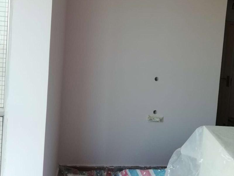 墙面刷漆保护