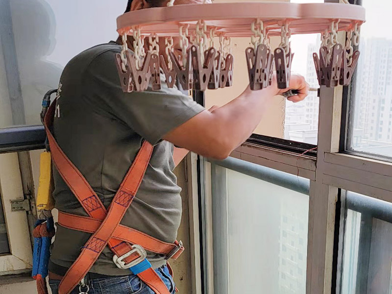 窗户外延防水施工