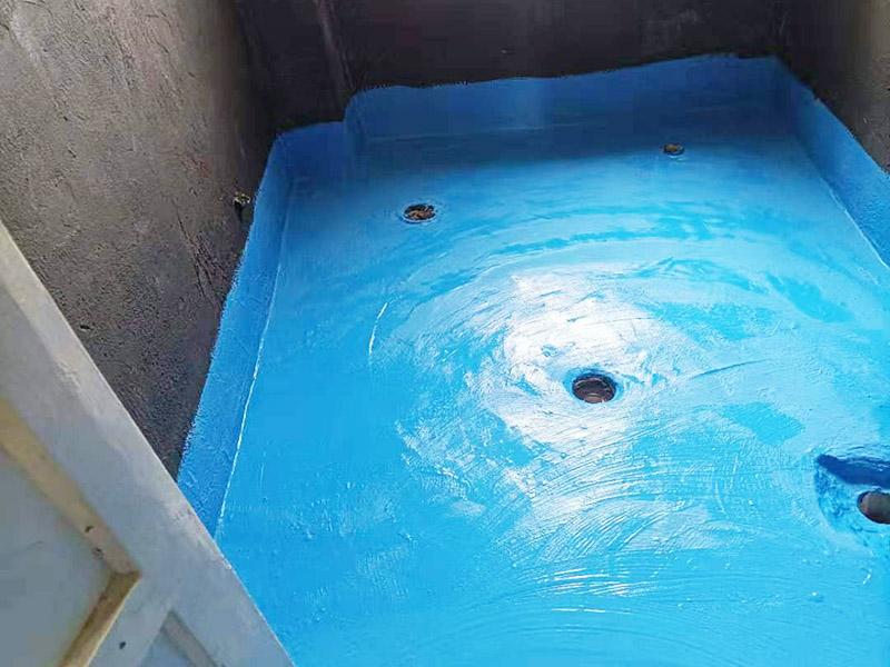 厕所地面防水注浆堵漏