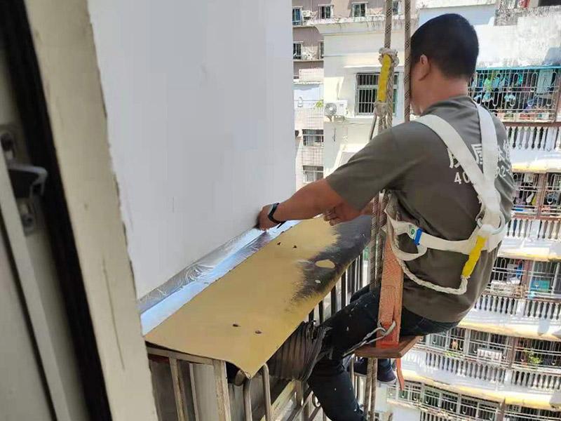 出租房局部改造翻新