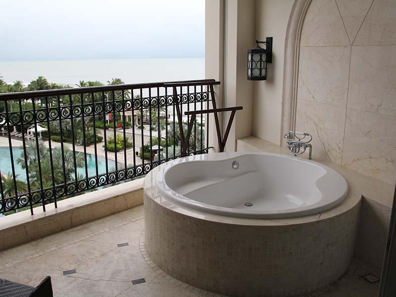 浴缸怎么安装,浴缸安装收费标准,浴缸安装示意图