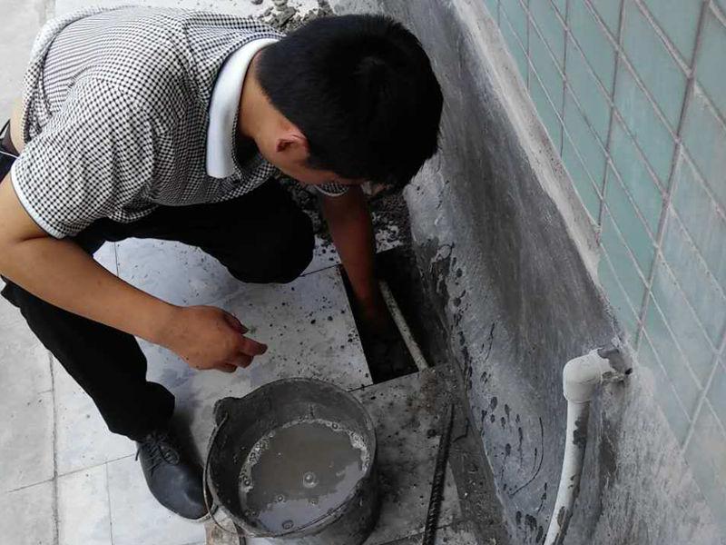 清水房装修工艺,家装墙面处理的施工工艺是什么