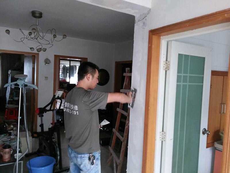 天津旧房装修拆除费怎么算,天津旧房翻新阳台要做防水吗