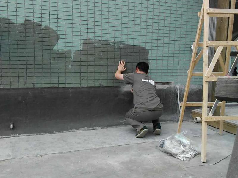不砸地砖防水补漏方法,施工规范,不砸地砖防水补漏方案
