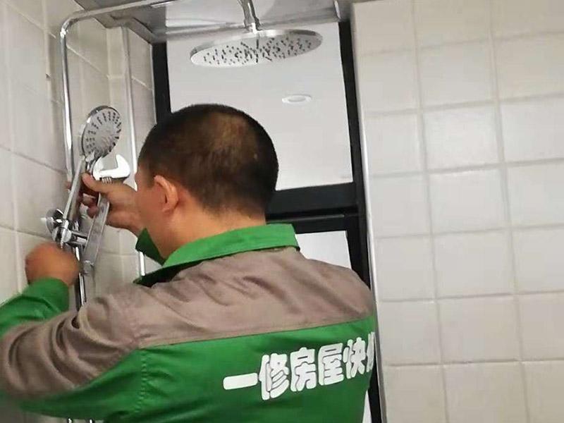 淋浴开关坏了怎么修,淋浴开关怎么拆图解,淋浴开关漏水怎么处理