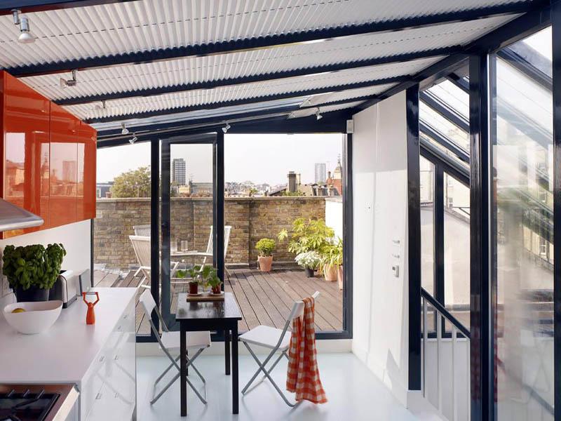 小院阳光房整体改造装修