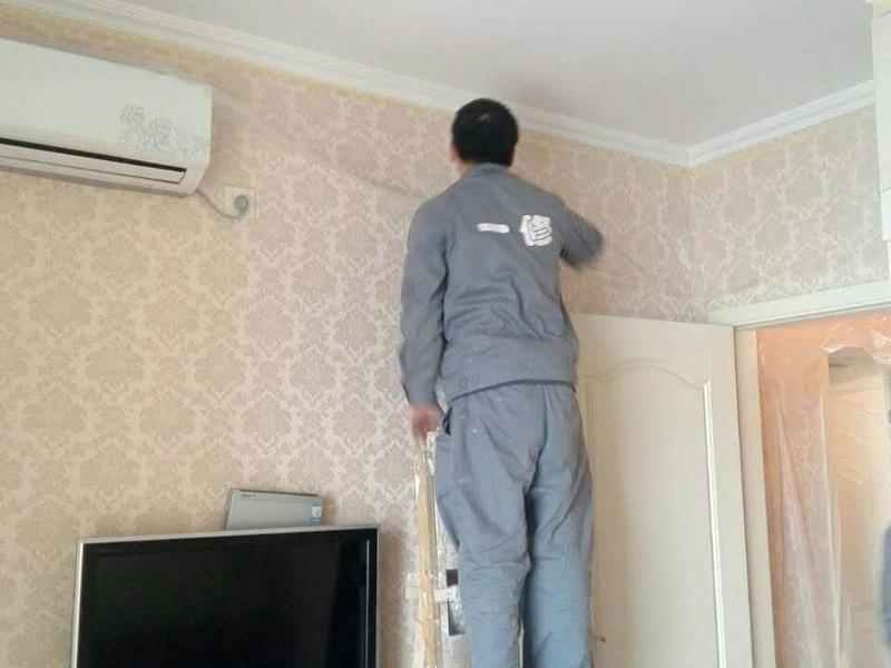 青岛刷墙工人多少钱一天,青岛刷墙工人去哪找