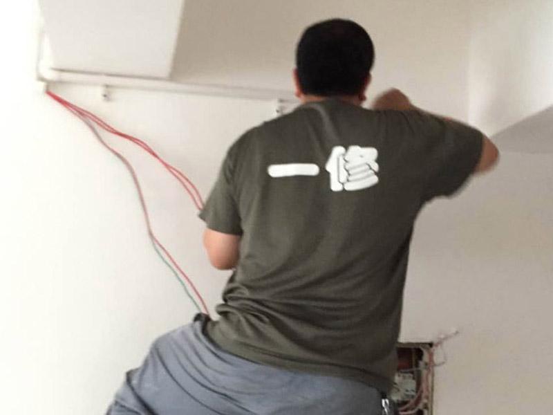 合肥墙壁总是开裂缝怎么回事,合肥墙壁裂缝怎么修补