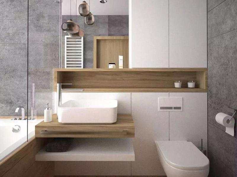 成都装修浴室柜