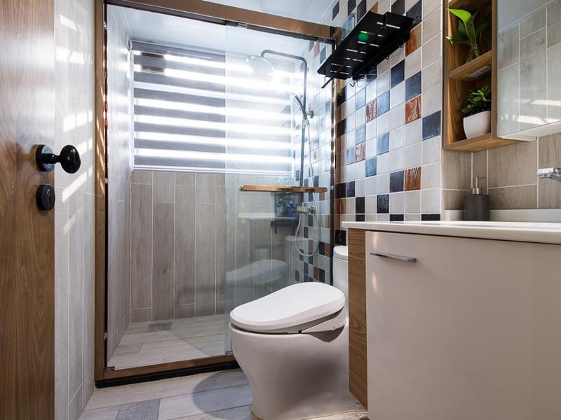 昆山维修浴室门