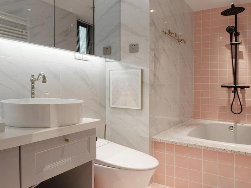 绵阳装修浴室柜