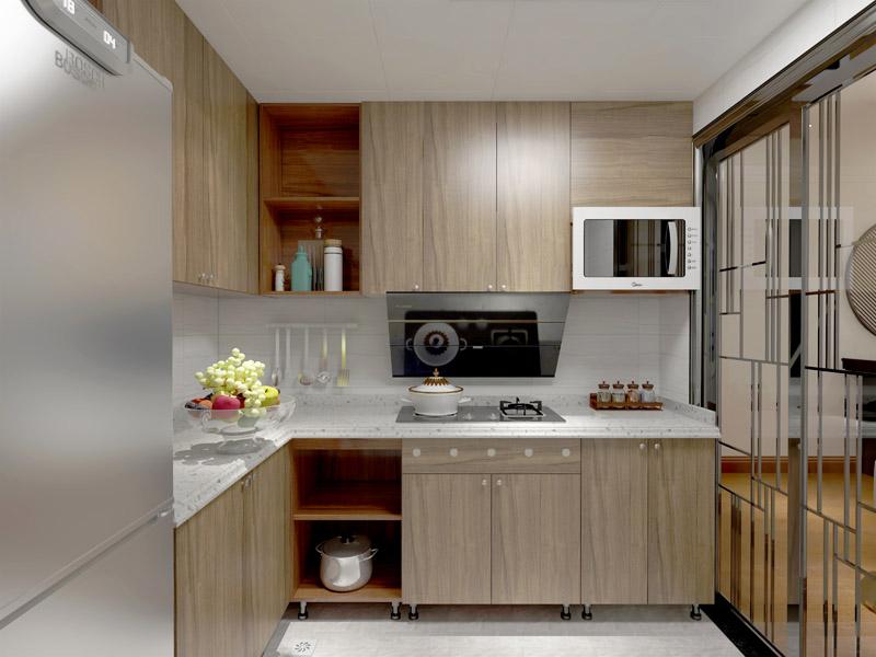 套三 新中式风格 厨房
