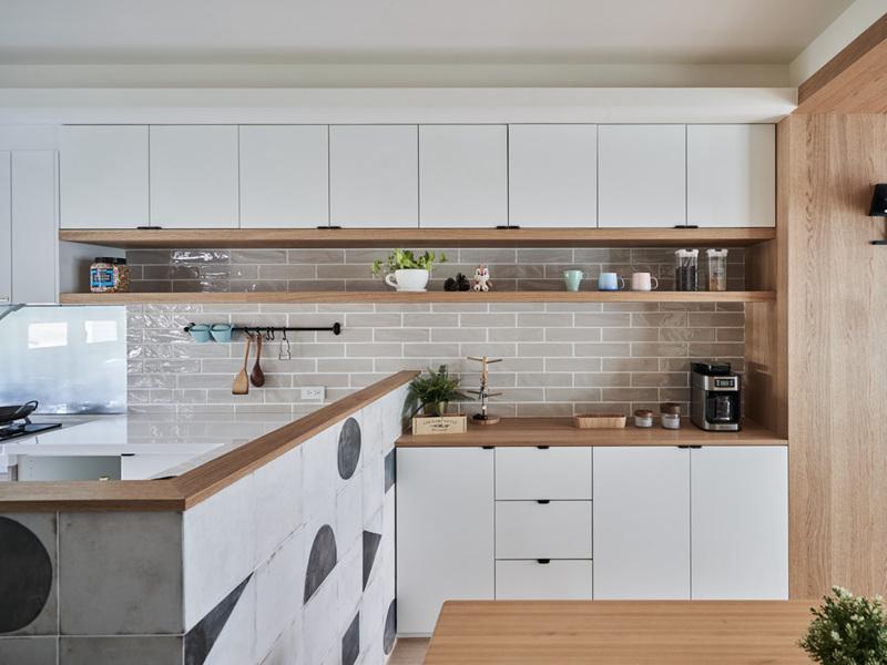 益修 精典厨房设计案例八