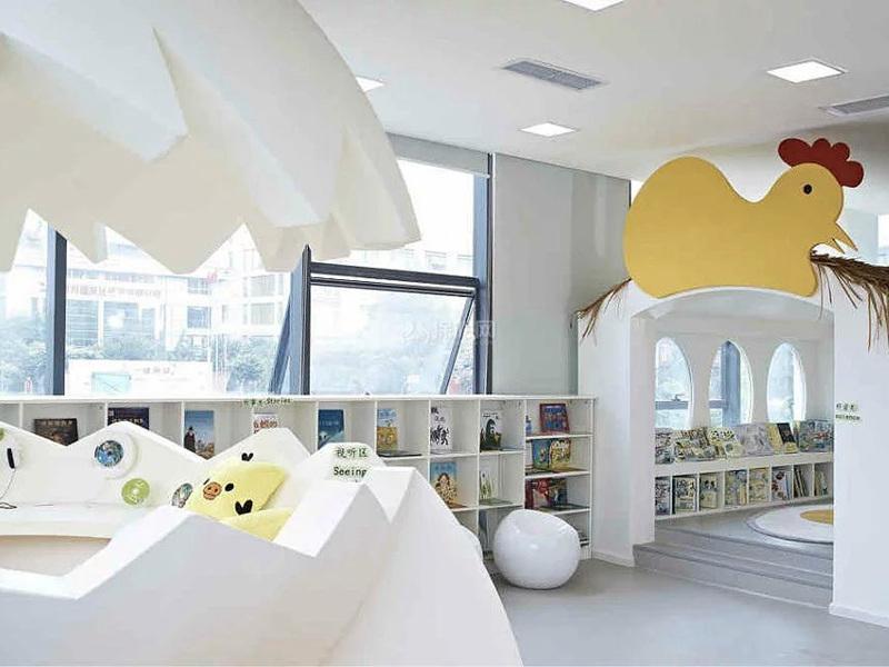 幼儿园翻新装修多少钱,幼儿园改造装修