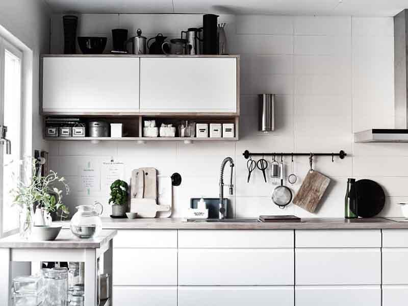 重庆市区厨房翻新标准流程装修-橱柜安装