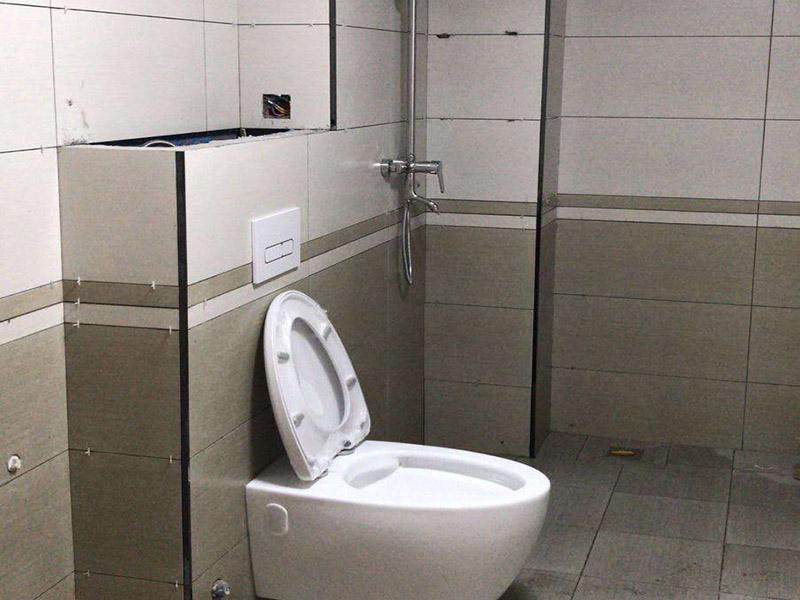 中山市区4-5平米卫生间翻新装修-防水补漏
