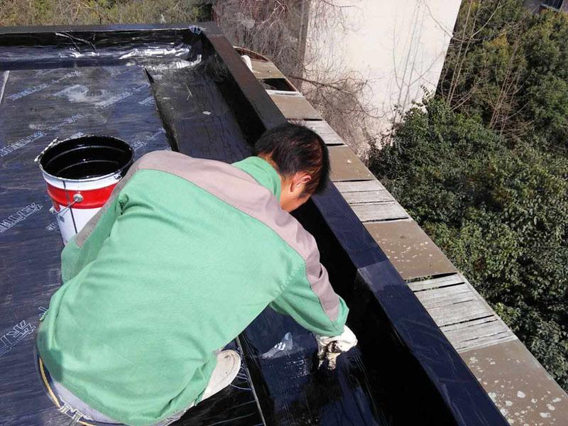 房顶防水施工用什么方法